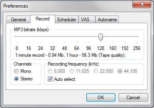 Enlarge StepVoice Recorder Screenshot