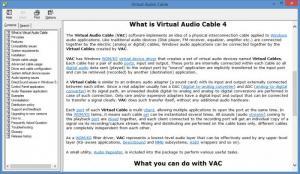 Enlarge Virtual Audio Cable Screenshot