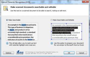 Enlarge Nitro Pro Screenshot