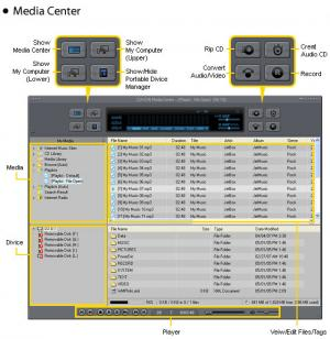 Enlarge JetAudio Basic Screenshot