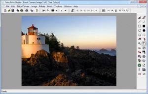 Enlarge Saint Paint Studio Screenshot