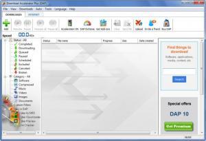download accelerator plus (dap) for windows 7 download