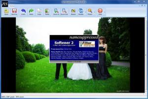 Enlarge Softener Screenshot
