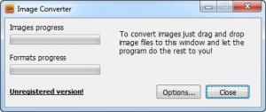 Enlarge Image Converter Screenshot