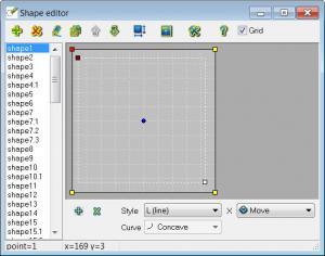 Enlarge Easy Button Creator Screenshot