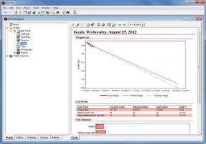 Enlarge Diet Pro Screenshot