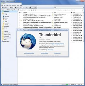 Enlarge Mozilla Thunderbird Screenshot