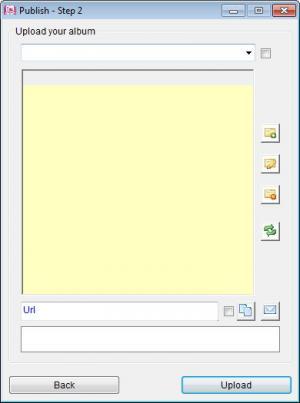 Enlarge Minos Album Screenshot