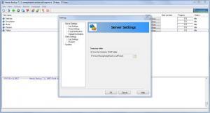 Enlarge Handy Backup Screenshot