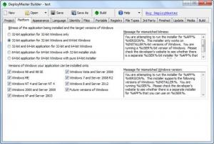 Enlarge DeployMaster Screenshot