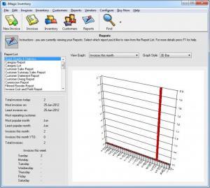 Enlarge iMagic Inventory Screenshot