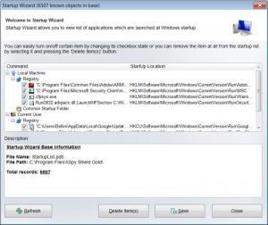Enlarge XSpy Shield Gold Screenshot
