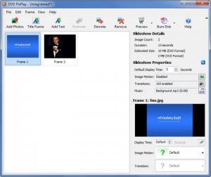 Enlarge DVD PixPlay Screenshot