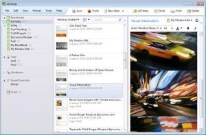 Enlarge Evernote Screenshot