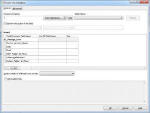 Enlarge G-Lock Email Processor Screenshot