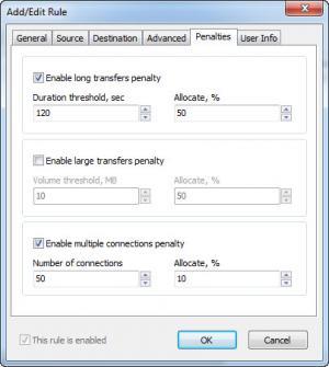 Enlarge SoftPerfect Bandwidth Manager Screenshot