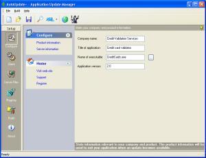 Enlarge AutoUpdate Plus Screenshot
