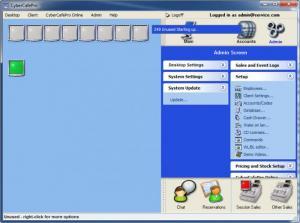Enlarge CyberCafePro Screenshot