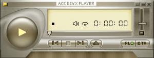 Enlarge Ace DivX Player Screenshot