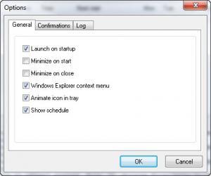 Enlarge Rapid File Defragmentor Screenshot