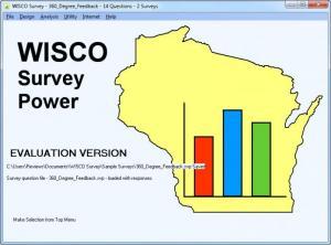 Enlarge Survey Power Screenshot