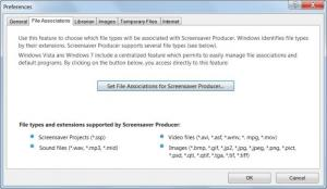 Enlarge Axialis Screensaver Producer Screenshot