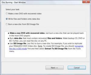 Enlarge CDRoller Screenshot