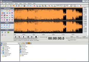 Enlarge Music Editing Master Screenshot