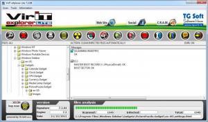 Enlarge VirIT eXplorer Lite Screenshot