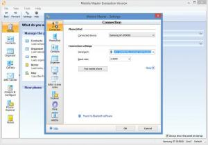 Enlarge Mobile Master Screenshot
