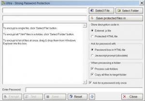 Enlarge HTML Guardian Screenshot