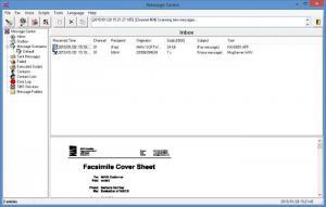 Enlarge Integrated Notification System (IVR) Screenshot