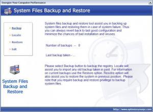 Enlarge Registry Doctor Screenshot