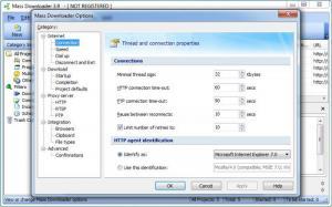 Enlarge Mass Downloader Screenshot