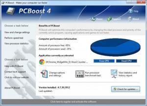Enlarge PCBoost Screenshot