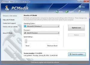 Enlarge PCMedik Screenshot
