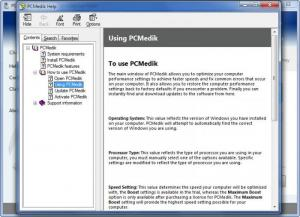 Enlarge PCMedik Screenshot