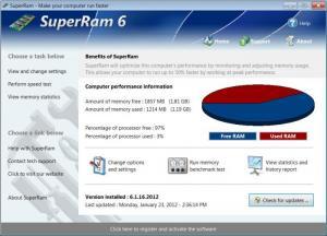 Enlarge SuperRam Screenshot