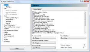 Enlarge BSPlayer Screenshot