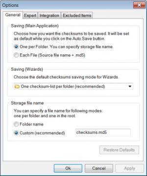 Enlarge FastSum Screenshot