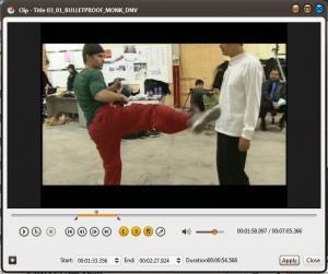 Enlarge ImTOO DVD Ripper Screenshot