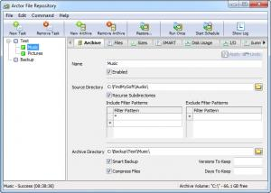 Enlarge Arctor Screenshot