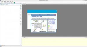 Enlarge FlyHelp Screenshot