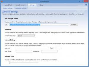 Enlarge IconPackager Screenshot
