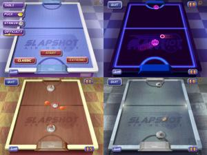 Enlarge SlapShot Air Hockey Screenshot