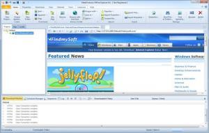 Enlarge Offline Explorer Screenshot