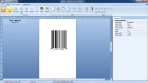 Enlarge Barcode Label Maker Screenshot