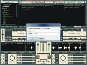 Enlarge DSS DJ Screenshot