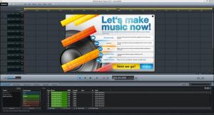 Enlarge MAGIX Music Maker Screenshot