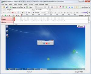 Enlarge BB FlashBack Pro Screenshot